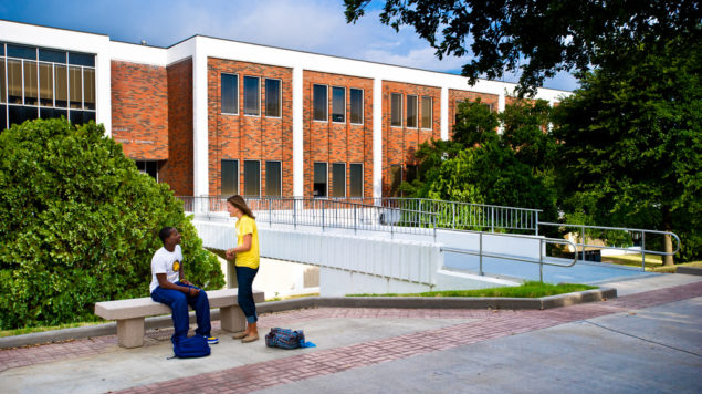 McDowell Administration Building
