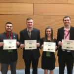 A&M-Commerce Undergrads Make Masterful Showing at Annual Sports Management Case Study Competition