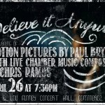 Music Department Hosts Believe It Anyway! Event