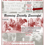 Becoming Socially Successful - May 30