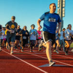 College of Business Holds First Homecoming 5K Fun Run