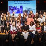 A&M-Commerce National Society of Leadership and Success Holds Fall Induction