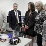 Donation Leads to Creation of College of Science and Engineering Makerspace